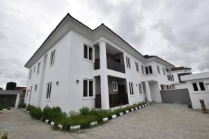 4 bedroom House for rent Eden Estate, After Abraham Adesanya Ajah Lagos State. Abraham adesanya estate Ajah Lagos