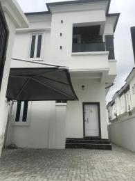 4 bedroom Semi Detached Duplex House for rent Chevron alternative route chevron Lekki Lagos