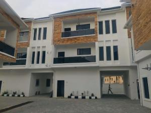 4 bedroom Terraced Duplex House for rent By Lekki conservation road chevron Lekki Lagos