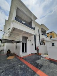 4 bedroom Semi Detached Duplex House for sale Alternative road  chevron Lekki Lagos