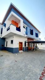 4 bedroom Semi Detached Duplex House for sale Chevron lekki lagos state Nigeria  chevron Lekki Lagos