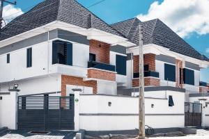 4 bedroom Semi Detached Duplex House for sale Grace land Estate  Graceland Estate Ajah Lagos
