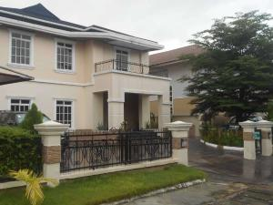 5 bedroom Detached Duplex House for sale Carlton Gate Estate, Chevron Drive chevron Lekki Lagos
