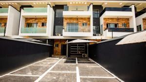 5 bedroom Terraced Duplex House for rent Off royal palm drive Avenue osborne phase 2 Osborne Foreshore Estate Ikoyi Lagos