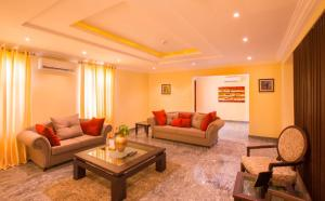 5 bedroom Semi Detached Duplex House for sale Asokoro Thomas estate Ajah Abuja