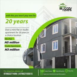 1 bedroom Studio Apartment for rent 9, Adeniji Street, Ladilak Opposite Ladilak Hospital, Pedro Road. Palmgroove Shomolu Lagos