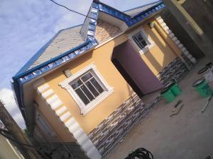 1 bedroom mini flat  Semi Detached Bungalow House for rent Megida Ayobo Ipaja Lagos