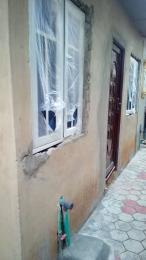 1 bedroom mini flat  Mini flat Flat / Apartment for rent K & S Bus Stop, Abaranje Ikotun Ikotun/Igando Lagos