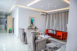 1 bedroom mini flat  Mini flat Flat / Apartment for shortlet Palm City Estate Ado Ajah Lagos