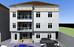 3 bedroom Self Contain Flat / Apartment for sale Lateef Onigemo street, AIRA Estate Ifako-gbagada Gbagada Lagos