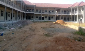 Shop Commercial Property for sale before living Faith, Sabo, Soba Kaduna