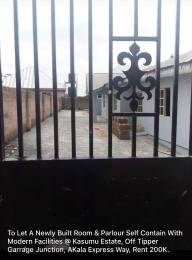 1 bedroom mini flat  Mini flat Flat / Apartment for rent Kasumu estate off tipper garage Akala Express Ibadan Oyo