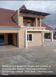1 bedroom mini flat  Mini flat Flat / Apartment for rent Iyaganku Gra Iyanganku Ibadan Oyo