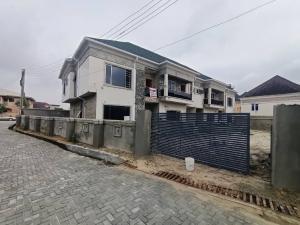 4 bedroom Terraced Duplex for sale Novojo Estate, Behind Sky Mall Sangotedo Ajah Lagos