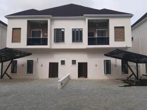 4 bedroom Semi Detached Duplex House for sale ologolo lekki Ibeju-Lekki Lagos