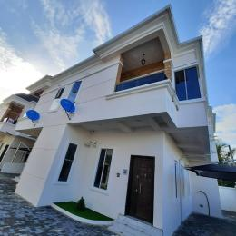 4 bedroom Semi Detached Duplex House for sale Ologolo Jakande Lekki Lagos