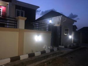 4 bedroom Semi Detached Bungalow House for sale Lbs After Road Safety. Happy Land Estate Sangotedo Ajah Lagos