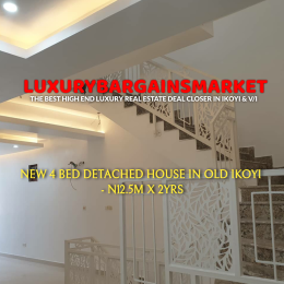 5 bedroom Semi Detached Duplex House for rent Old Ikoyi Ikoyi Lagos