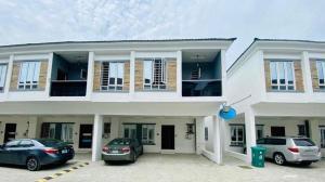 3 bedroom Terraced Duplex for rent Orchid Road chevron Lekki Lagos