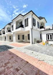 4 bedroom Terraced Duplex House for sale 2nd Tollgate chevron Lekki Lagos