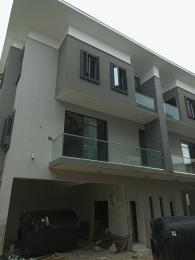 4 bedroom Terraced Duplex for rent Off Gbangbala Street Ikate Lekki Lagos