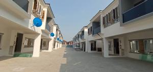 4 bedroom Terraced Duplex House for rent Elegushi Ikate Lekki Lagos