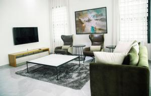 2 bedroom Penthouse Flat / Apartment for shortlet Bourdillon Ikoyi Lagos