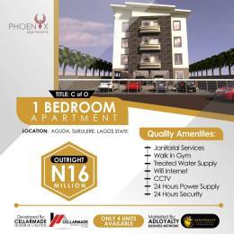 Mini flat Flat / Apartment for sale 24, Bolaji Banwo street, aguda surulere Aguda Surulere Lagos