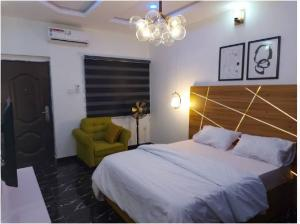 1 bedroom mini flat  Self Contain Flat / Apartment for shortlet Vintage Treasure Estate Sangotedo Ajah Lagos