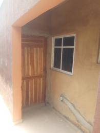 1 bedroom mini flat  Self Contain Flat / Apartment for rent Iyana Oworo Kosofe Kosofe/Ikosi Lagos