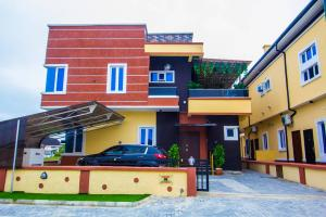 5 bedroom Detached Duplex House for sale Buena Vista Estate by Chevron Toll Gate by Orchid hotel Road,  chevron Lekki Lagos