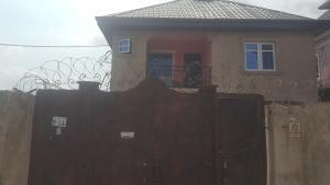 1 bedroom mini flat  Flat / Apartment for rent Valley View Estate Alimosho Iyanaipaja Extension Egbeda Alimosho Lagos