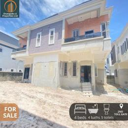 4 bedroom Semi Detached Duplex House for sale 2nd toll gate Lekki Phase 2 Lekki Lagos