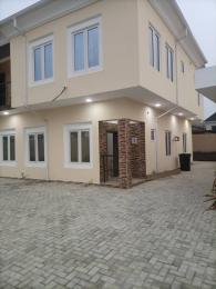 4 bedroom Semi Detached Duplex House for sale Atlantic view estate off Alpha Beach road  Igbo-efon Lekki Lagos