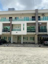 4 bedroom Terraced Duplex House for rent Paradise estate off alternative route  chevron Lekki Lagos