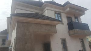 5 bedroom Detached Duplex for sale Popushola Enclosed Estate Abulegba Very Close To Glass House Hotel Fagba Agege Lagos