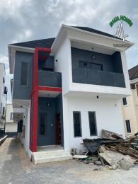 5 bedroom Semi Detached Duplex for sale Second Tallget Ikota Lekki Lagos
