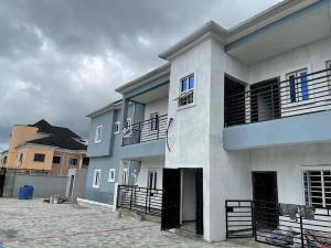 1 bedroom mini flat  Mini flat Flat / Apartment for rent Off Ben Idoma street Oshoke seaside Estate Badore Ajah Lagos  Badore Ajah Lagos