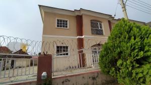 4 bedroom Semi Detached Duplex for sale Lifecamp Along Godab Estate Road Life Camp Abuja