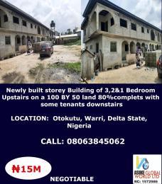 House for sale Otokutu Warri Delta state Nigeria Okpe Delta