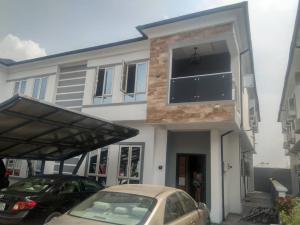 4 bedroom Semi Detached Duplex House for rent Victoria bay Osapa london Lekki Lagos