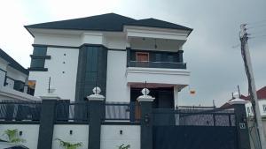 4 bedroom Detached Duplex House for rent Eletu Osapa london Lekki Lagos