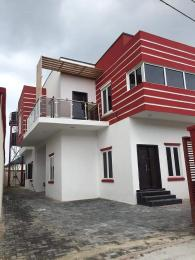4 bedroom Semi Detached Duplex House for sale Baale street Ologolo Lekki Lagos