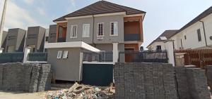 4 bedroom Semi Detached Duplex House for rent Eletu street Osapa london Lekki Lagos