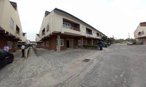 4 bedroom Terraced Duplex House for rent Estate 4 Lekki Gardens estate Ajah Lagos
