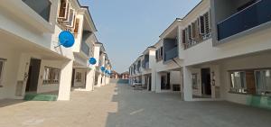 4 bedroom Terraced Duplex House for rent Gbangbala street Ikate Lekki Lagos