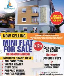 1 bedroom Mini flat for sale Pedro Gbagada Lagos