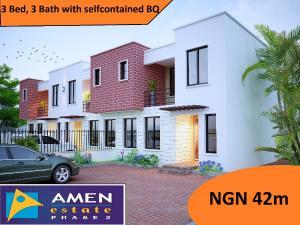 3 bedroom Terraced Duplex House for sale - Eleko Ibeju-Lekki Lagos