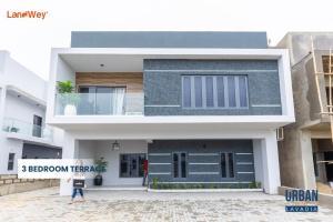 3 bedroom Terraced Duplex House for sale Ogombo road Abraham adesanya estate Ajah Lagos