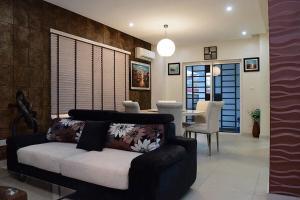 3 bedroom Terraced Duplex House for sale Igbo-Efon, just before Chevron HQ and along Alpha Beach Road  Igbo-efon Lekki Lagos